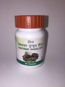 Канчанар гуггул (Kanchnar guggul, Divya Pharmacy ) 80табл