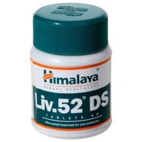 Лив 52 ДС - двойная сила - лечение печени - Liv 52 DS