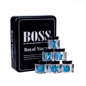 Boss Royal ,27 кап*100 коробок