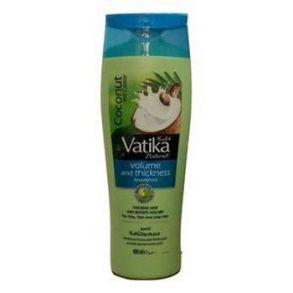 Шампунь укрепляющий  для волос Dabur VATIKA Naturals (Hair Fall Control) ,200мл