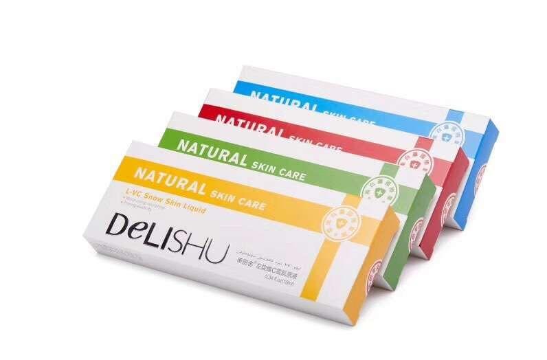 DELISHU микро - протеиновая сыворотка 10 мл