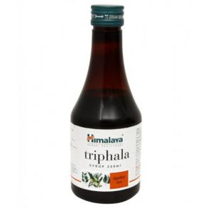 Tрифала сироп, Triphala syrup 200 мл., Himalaya