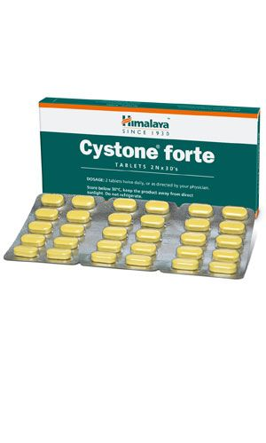 "Цистон Форте""Хималая"" Cystone Forte, 60 tabs"