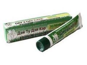 Зубная паста(Дэй Ту Дэй Кэр) Зеленая,100гр